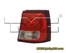 TYC NSF Right Side Tail Light Lamp Assembly for Kia Sorento 2014-2015 Models