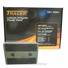 Deben Tracer 12V 10Ah Lithium BatteryPower Pack for ShootingHunting Carp Lamp