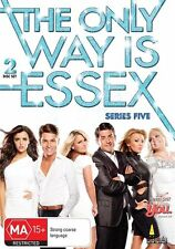 The Only Way Is Essex : Series 5 (DVD, 2013, 2-Disc Set)