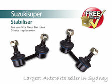 2 Front Sway Bar Link Pin Kit Honda CG CH Accord inc Type R Stabiliser 1998-2002