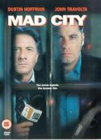Mad City - 2002 John Travolta, Alan, Dustin Hoffman New Sealed UK Region 2 DVD