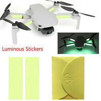 For DJI Mavic Mini Drone Decal Stickers Decoration Luminous Flighting Night Skin