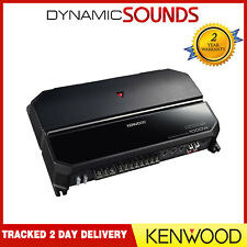 Kenwood KAC-PS704EX 4/3/2 Channel Bridgeable Performance Car Amplifier 1000W