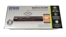 WorkForce ES-60W Wireless Portable Document Scanner