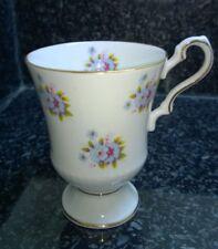 Vintager Porcelain Royal Philip Fine Bone China Decorative Cup Blue Flowers