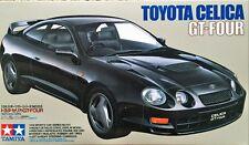 Tamiya 24133 TOYOTA CELICA GT-FOUR 1/24 Car Model Kit