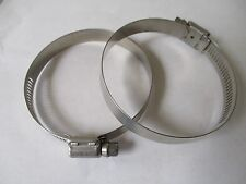 New listing Ms35842-14 Hose Clamp Stainless Steel - Lot of 4
