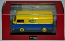 "wonderful modelcar LANCIA JOLLY 1962 ""Magneti Marelli"" - blue/yellow - 1/43"