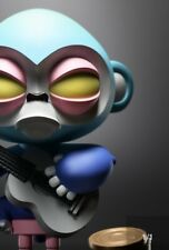 """COARSE TOYS MAMBO 7"""" VINYL FIGURE IN HAND SOLD OUT"""