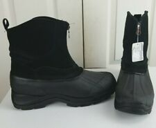 New Mens Sz 13 Elk Woods 10 In Thermolite Zippered Winter/Snow/Waterproof Boots