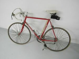 Herren Rennrad Bianci Campagnolo Vintage REKORD 930 12-Gang RH 59 cm