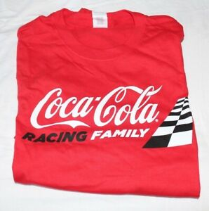COCA COLA RACING FAMILY S/S T-SHIRT SIZE XL