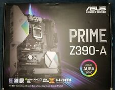 ASUS Prime Z390-A Motherboard LGA1151 (Intel 8th and 9th Gen) ATX DDR4