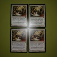 Miraculous Recovery x4 - Visions - Magic the Gathering MTG 4x