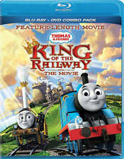 Thomas & Friends: King of the Railway - The Movie [Blu-ray] DVD, Teresa Gallaghe