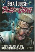 BELA LUGOSI'S TALES FROM THE GRAVE #2 (Rick Baker PopeyeNM-M