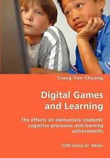 Digital Games and Learning : The effects on elementary students' cognitive...