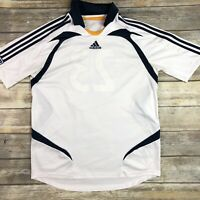 Adidas Large David Beckham #23 White LA Galaxy MLS Soccer Jersey