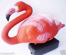 Flamingo Garten Vogel Vögel Gartendekoration Deko FIGUR schwimmfähig Tier Teich