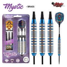Shot Mystic Blue Steel Tip Dart Set in 25gm