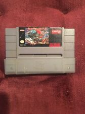 SNES Street Fighter II 2: The World Warrior *Game only* fight
