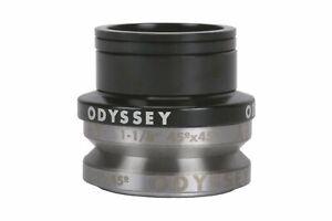 ODYSSEY BMX INTEGRATED PRO HEADSET - BLACK - BMX