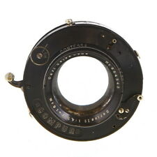 Carl Zeiss Jena 18cm F/4.5 Tessar Dial Compur, For Large Format - UG
