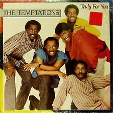 THE TEMPTATIONS 'TRULY FOR YOU' US IMPORT LP