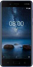 "Nokia 8 Smartphone (5.3"") 64GB (Dual-SIM) blau (ohne Sim-Lock)"