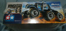 Tamiya RC 1/18 Konghead 6X6 Truck - Blue New in Box Factory Sealed free Shipping