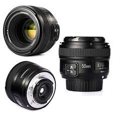 Yongnuo YN50mm F/1.8 Autofocus Lens For Nikon D810 D5500 D3400 D760 D90 D5300