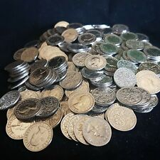 SIXPENCE Coins - Clean Shiny Best Quality Sixpences Wedding Gift Bulk Lot
