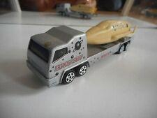 "Majorette Transporteur Truck ""Espace 2000"" in Grey/White"