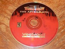 Command & Conquer Red Alert The Aftermath Expansion PC CDROM Westwood 1997 Win95