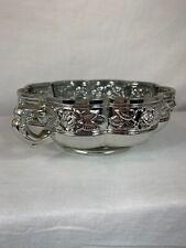 Sabinware gold and silver decorative bowl
