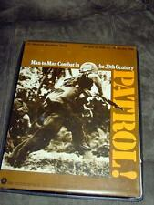 SPI 1974 - PATROL - Man to Man Combat in the 20th Century (UNPUNCHED)