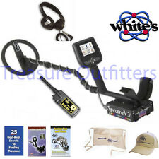 Whites Spectra V3i Metal Detector - Free Bullseye II, Headset, Hat, Apron, S&H!