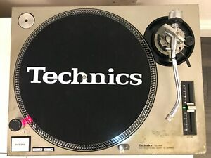 TECHNICS SL1210 1200 MK2 TURNTABLE REFURBED PLAYS PERFECT VERY CHEAP!!