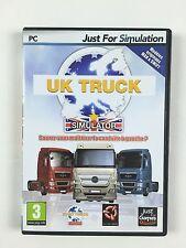Jeu UK Truck Simulator Sur PC