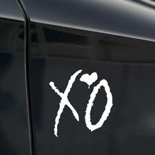 The Weeknd XO PET Sticker Car Truck Window Laptop Macbook Wall Door Decal Decor