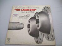 AL KOOPER The Landlord LP United Artist UAS 5209 US 1971 PROMO G FREE CD