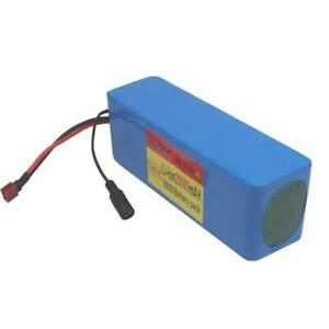 New 36v 20ah E-bike Li-ion Battery Rechargeable Bicycle 500w Electric+Charger