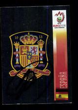 Unbekant Spanien  Panini Sammelbild Euro 2008 Original Signiert+ A 154606