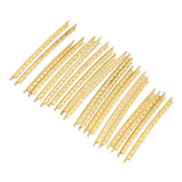 19x guitar fret wire fretwire h65 brass 2mm width for electric acoustic guitars ebay. Black Bedroom Furniture Sets. Home Design Ideas
