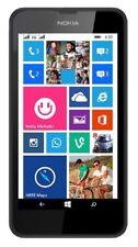 Brand New Nokia Lumia 630 Dual Sim - 8GB - Black (Unlocked) Smartphone