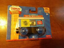 NEW 2017 Day Out With Thomas & Friends Wooden Railway Train Tank DVL65 TWEETSIE