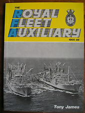 Royal Fleet Auxiliary, 1905-85 by Tony James (Paperback, 1985)