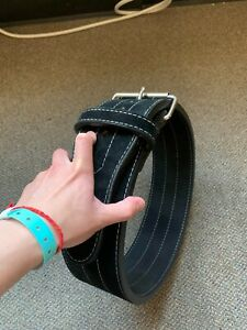 Very lightly used - Inzer Advance Designs Forever Buckle Belt 10MM (Large)