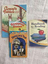 Abeka homeschooling lot of 7 books grade 1, A Beka