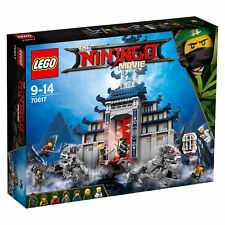 70617 LEGO Ninjago Movie Temple Of The Ultimate Weapon 1403Pcs Age 9 Years+